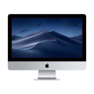 iMac 21.5-tommer 4K Retina 3,0GHz i5 med 1TB Fusion Drive og Magic Trackpad (2019)