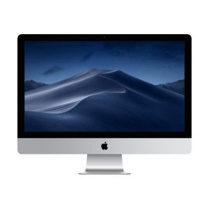 iMac 27-tommer 5K Retina 3,7GHz i5 med 2TB Fusion Drive