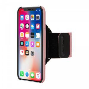 Incase Armband Pro til iPhone XS - rosa