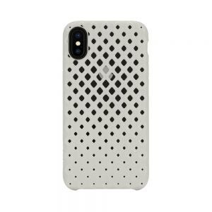 Incase Lite deksel til iPhone XS - hvit