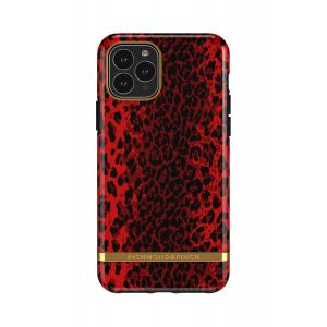 Richmond & Finch deksel til iPhone 11 Pro Max - Red Leopard