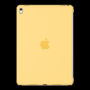 Apple silikondeksel for 9,7-tommers iPad Pro i gul