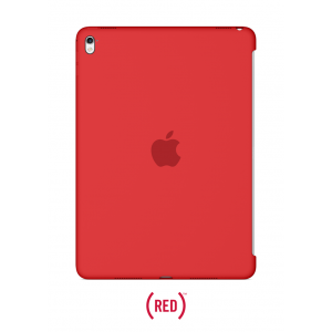 Apple silikondeksel for 9,7-tommers iPad Pro (PRODUCT)RED
