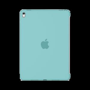 Apple silikondeksel for 9,7-tommers iPad Pro i stillehavsblå