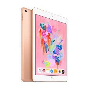 iPad Wi-Fi + Cellular 128 GB - gull