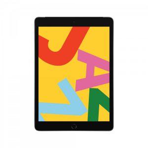iPad Wi-Fi + Cellular 128 GB - stellargrå