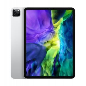 iPad Pro 11-tommer WiFi 256 GB i Sølv