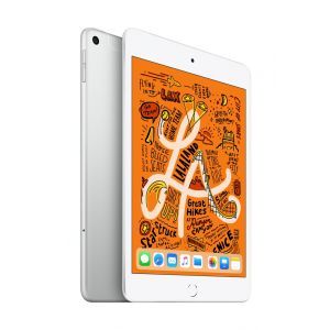 iPad mini Wi-Fi + Cellular 256 GB - sølv