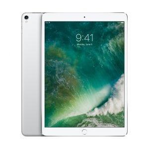 iPad Pro 10,5-tommer Wi-Fi 512 GB - sølv (2017)