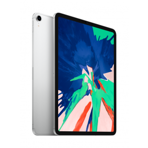 iPad Pro 11-tommer WiFi + Cellular 256 GB i sølv