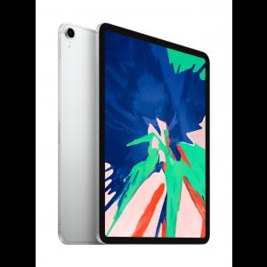 iPad Pro 11-tommer WiFi + Cellular 256 GB i sølv