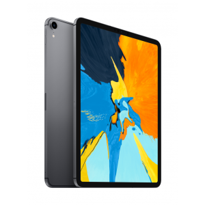 iPad Pro 11-tommer WiFi + Cellular 256 GB i stellargrå