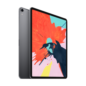 iPad Pro 12,9-tommer WiFi 256 GB i stellargrå