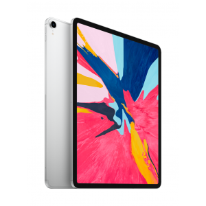 iPad Pro 12,9-tommer WiFi + Cellular 256 GB i sølv