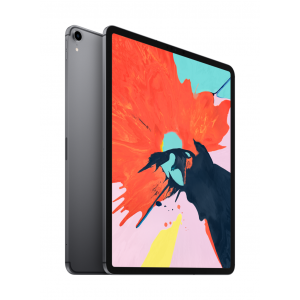 iPad Pro 12,9-tommer WiFi + Cellular 1 TB i stellargrå