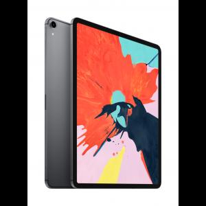 iPad Pro 12,9-tommer WiFi + Cellular 256 GB i stellargrå