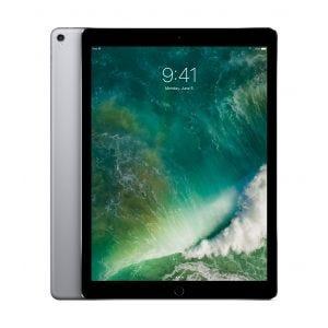 iPad Pro 12,9-tommer Wi-Fi 256 GB i stellargrå
