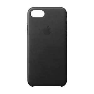 Apple skinndeksel for iPhone 8/7 - svart