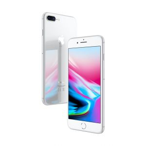 iPhone 8 Plus 128 GB - sølv