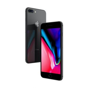 iPhone 8 Plus 128 GB - stellargrå