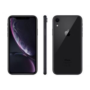 iPhone XR 64 GB - svart