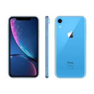 iPhone XR 128 GB - blå