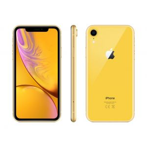 iPhone XR 128 GB - gul
