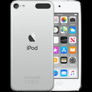 iPod touch 256GB - Sølv