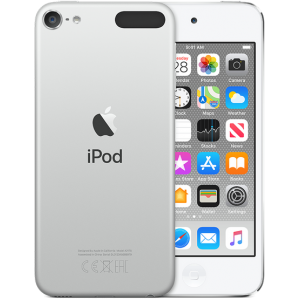 iPod touch 256GB - Sølv