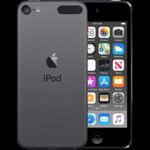 iPod touch 128GB - Stellargrå