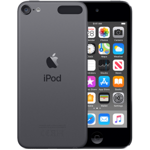 iPod touch 256GB - Stellargrå