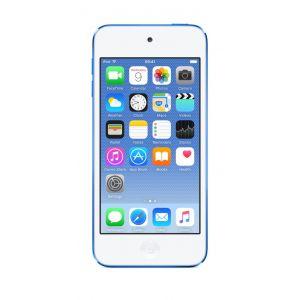 iPod touch 128 GB i blå