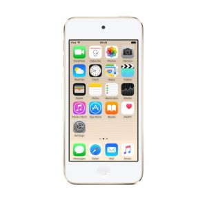 iPod touch 32 GB i gull