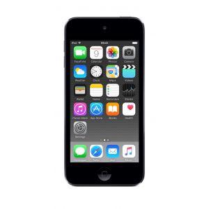 iPod touch 16 GB i stellargrå