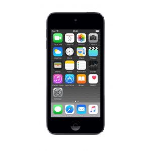 iPod touch 128 GB i stellargrå