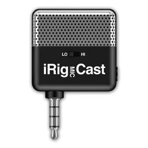 iRig Mic Cast kompakt mikrofon