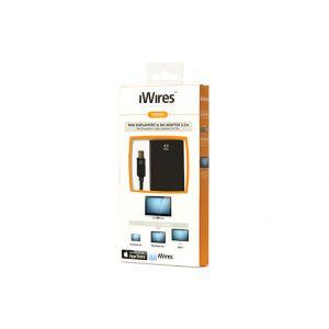 iWires Mini DisplayPort til DVI-adapter