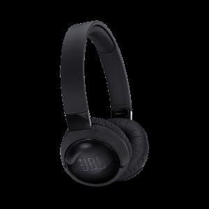 JBL Tune 600 trådløse hodetelefoner med støykansellering - svart