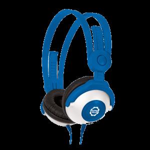 KidzGear hodetelefoner for barn - blå