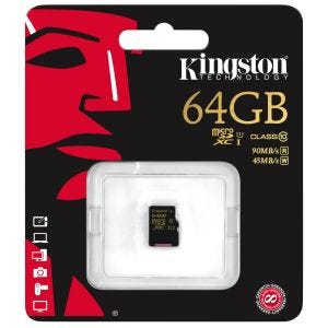 Kingston microSDHC/SDXC - 64GB