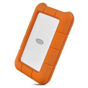 LaCie Rugged USB-C bærbar harddisk - 4 TB