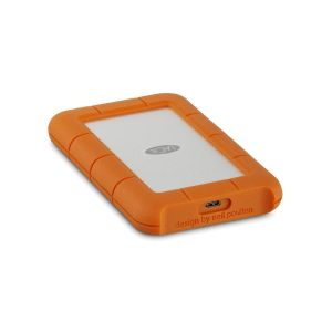 LaCie 1 TB Rugged mini portabel harddisk med USB-C