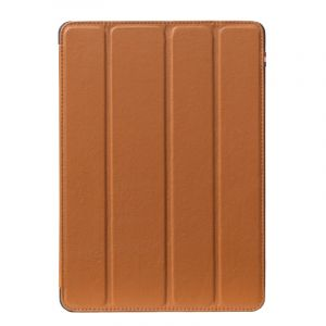 Decoded iPad Pro 9,7-tommers-slimcover brun