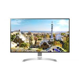 LG 31,5-tommer Ultra HD 4K skjerm