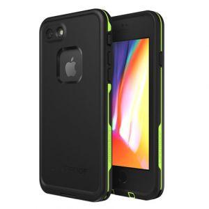LifeProof FRĒ vanntett deksel for iPhone 8/7 - svart