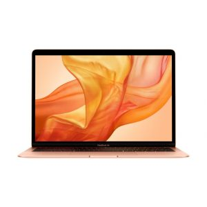 MacBook Air 13-tommer med Retina-skjerm 1,6 GHz 256 GB med 16GB RAM i gull (2018)