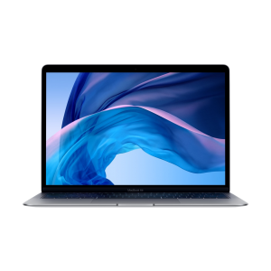 MacBook Air 13-tommer med Retina-skjerm 1,6 GHz 256 GB med 16GB RAM i stellargrå (2018)