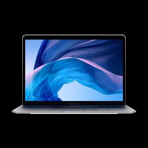 MacBook Air 13-tommer med Retina-skjerm 1,6 GHz 256 GB i stellargrå - int.engelsk tastatur(2018)