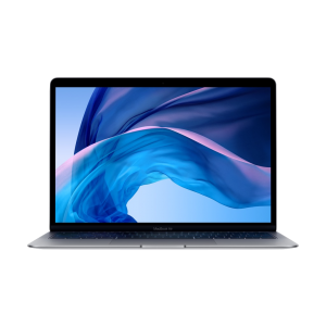 MacBook Air 13-tommer 1,1 Ghz 256 GB i Stellargrå