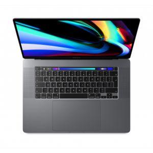 MacBook Pro 16-tommer med Touch Bar 2,6 GHz 512 GB i stellargrå